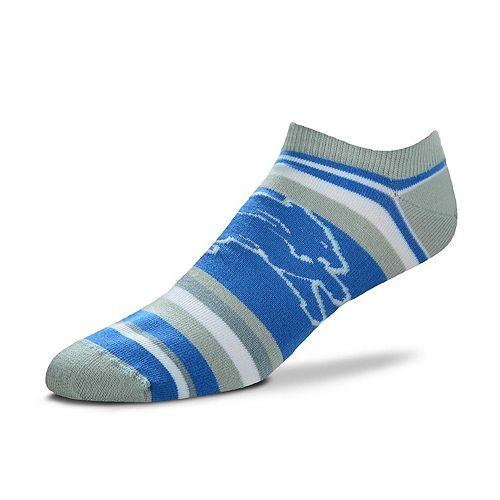Women's For Bare Feet Detroit Lions No-Show Socks