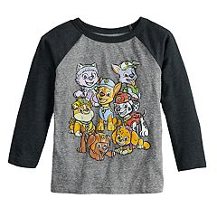 Toddler Boy Jumping Beans® Paw Patrol Raglan Graphic Tee