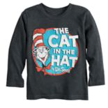 "Toddler Boy Jumping Beans® Dr. Seuss ""The Cat in the Hat"" Graphic Tee"