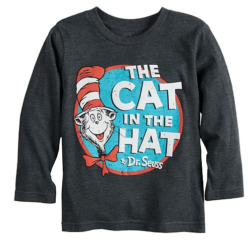 """Toddler Boy Jumping Beans® Dr. Seuss """"The Cat in the Hat"""" Graphic Tee"""