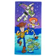 Disney's Toy Story Duo Beach Towel by Jumping Beans