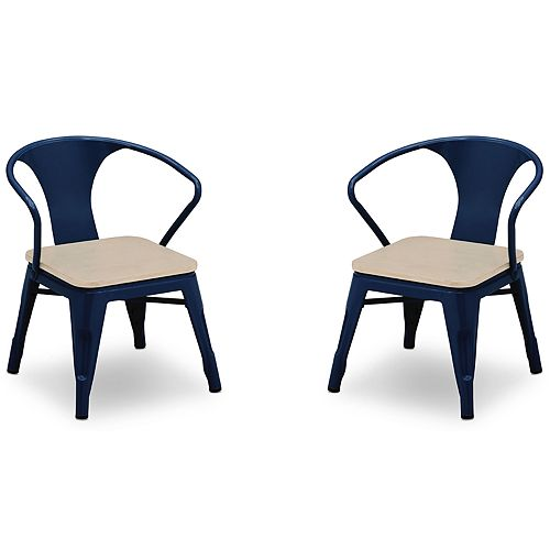 Delta Children Bistro 2-Piece Chair Set