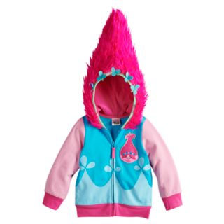 Toddler Girl DreamWorks Trolls Poppy Hoodie