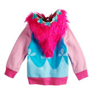 Toddler Girl DreamWorks Trolls Poppy Hoodie