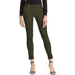 Women's Chaps Skinny Midrise Ponte Pants