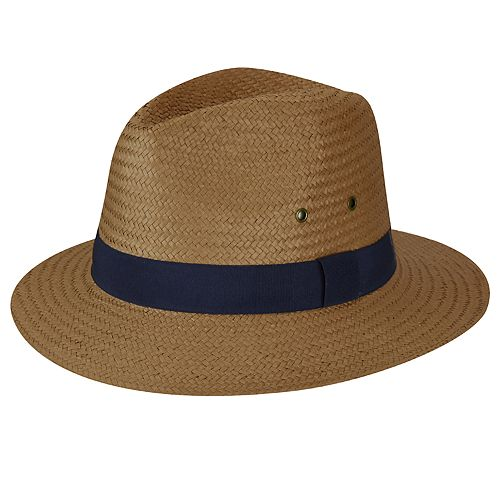 Men's Country Gentleman Fedora Sun Hat