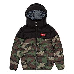 Boys 8-20 Levi's  Chance Puffer Jacket