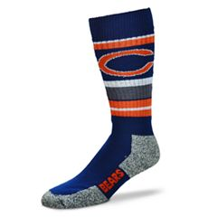 Adult Chicago Bears Outdoor Hiking Crew Socks