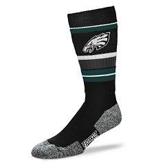 Adult Philadelphia Eagles Outdoor Hiking Crew Socks