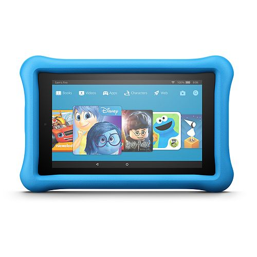 Amazon Fire 7 Kids Edition 7-Inch 16 GB Tablet