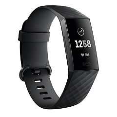 115b3e17f02 Fitbit Charge 3 Activity Tracker with Classic Band