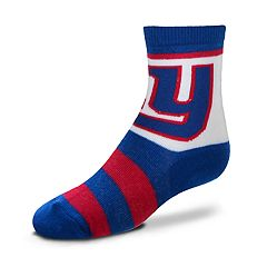 Toddler For Bare Feet New York Giants Crew Socks
