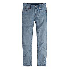 Boys 8-20 & Husky Size Levi's 502 Tapered-Leg Jeans