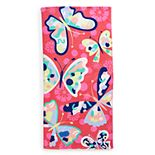 Jumping Beans Butterfly Beach Towel