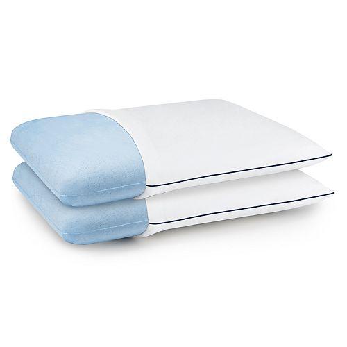 Serta 2-pack Gel Memory Foam Pillow