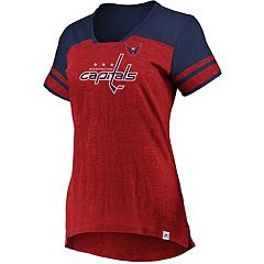 Women's Washington Capitals Hyper Tee