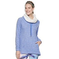 Women's Tek Gear® Sherpa Funnel Neck Tunic
