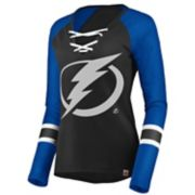 Women's Tampa Bay Lightning Lace-Up Tee