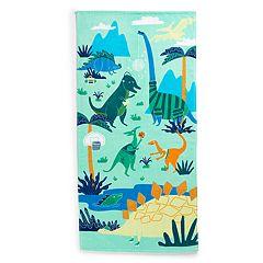 Jumping Beans Dino Beach Towel