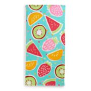 Jumping Beans Fruit Beach Towel