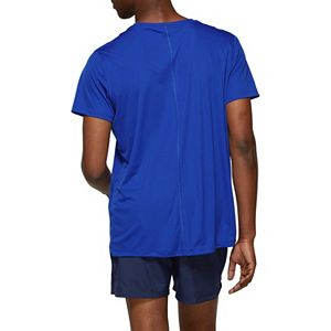 Men's ASICS Silver Performance Tee