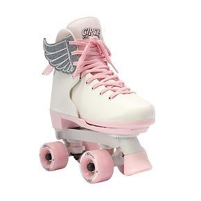 Circle Society Classic Pink Vanilla Girls' Roller Skates