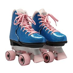 Circle Society Bling Bubble Gum Girls' Roller Skates