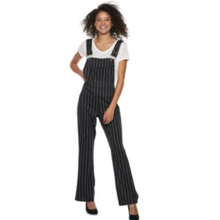 Juniors' Almost Famous Jumpsuit Overalls
