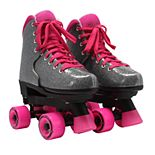 Circle Society Bling Sizzling  Pink Girl's Roller Skates