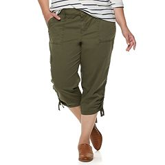 Plus Size SONOMA Goods for Life™ Capris