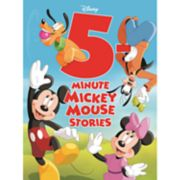 Disney's Mickey Mouse 5 - Minute Mickey Mouse Stories Book