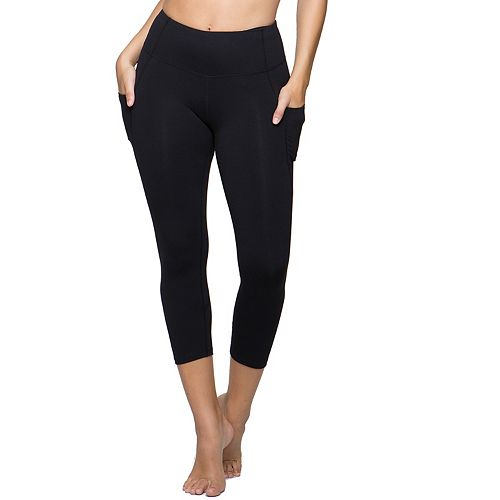 Women's Colosseum Allure High-Waisted Capri Leggings