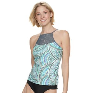 3bc810bd4fe6b Women's Free Country Bust Enhancer 2-in-1 Tankini Top. (2). Sale