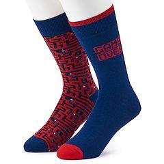 Men's Apt. 9® 2-pack Video Game Fashion Crew Socks