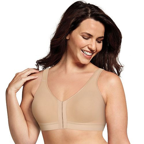 28a97e10a9 Women s Playtex 18 Hour Front   Back Close Wireless Bra US400C