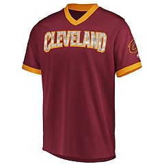 Men's Majestic Cleveland Cavaliers Team Glory V-Neck Tee
