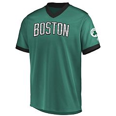 Men's Majestic Boston Celtics Team Glory V-Neck Tee