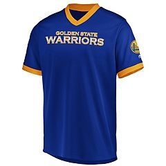 Men's Majestic Golden State Warriors Team Glory V-Neck Tee