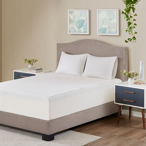 Flexapedic by Sleep Philosophy Maximum Comfort 14-inch Gel Memory Foam Mattress with Removable Knit Cooling Cover