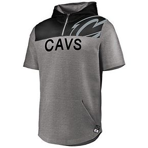 Men's Majestic Cleveland Cavaliers Armor Hooded Tee