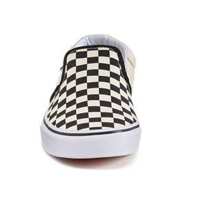 Vans Asher Men's Checker Skate Shoes