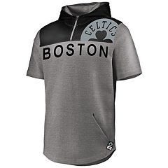 Men's Majestic Boston Celtics Armor Hooded Tee