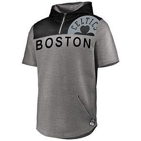 Men's Majestic Boston Celtics Armor Hooded Tee