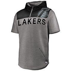 Men's Majestic Los Angeles Lakers Armor Hooded Tee