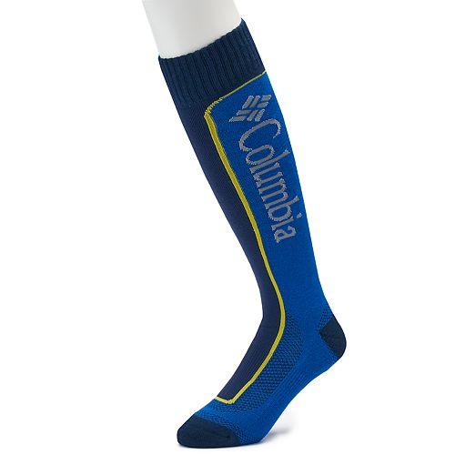 Men's Columbia Thermalite Crew Ski Socks