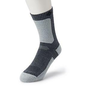 Men's Columbia Wool Blend Crew Hiking Socks