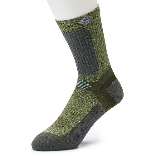 Men's Columbia Wool Crop Crew Hiker Socks