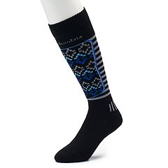 Men's Columbia Fairisle Over-The-Calf Ski Socks