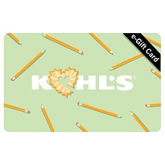 Back to School E-Gift Card