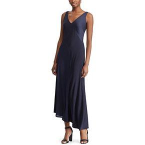 Women's Chaps Asymmetrical Maxi Dress